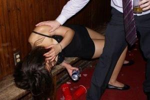passed out girls 13 Bêbados | Fotos Engraçadas