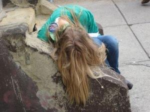 passed out girls 25 Bêbados | Fotos Engraçadas