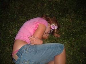 passed out girls 48 Bêbados | Fotos Engraçadas