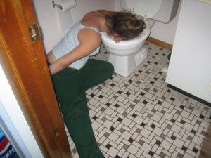 passed out girls 82 Bêbados | Fotos Engraçadas